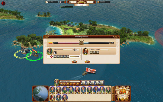 Commander: Conquest of the Americas - Pirate Treasure Chest (DLC)