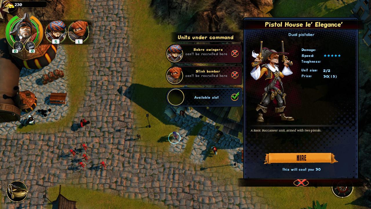 pirates of black cove free download