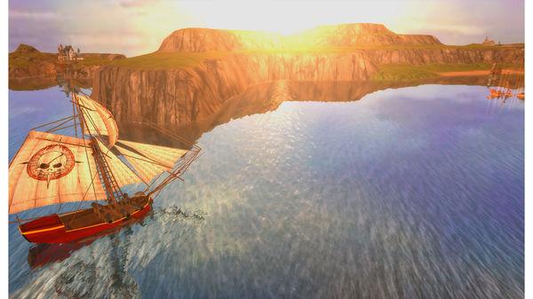 скриншот Pirates of Black Cove 3