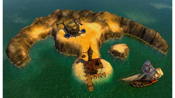 скриншот Pirates of Black Cove 5