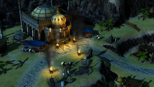 скриншот Pirates of Black Cove 1