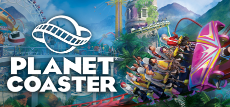 Planet Coaster cover art