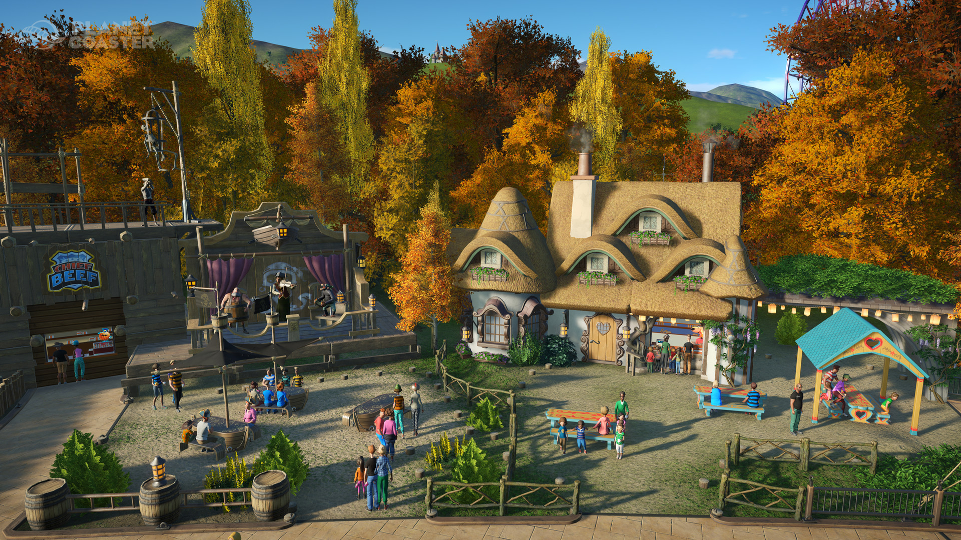 Planet Coaster: Console Edition confirma su llegada a Xbox Series X 4