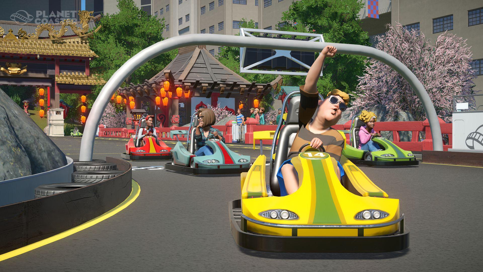 Planet Coaster: Console Edition confirma su llegada a Xbox Series X 3
