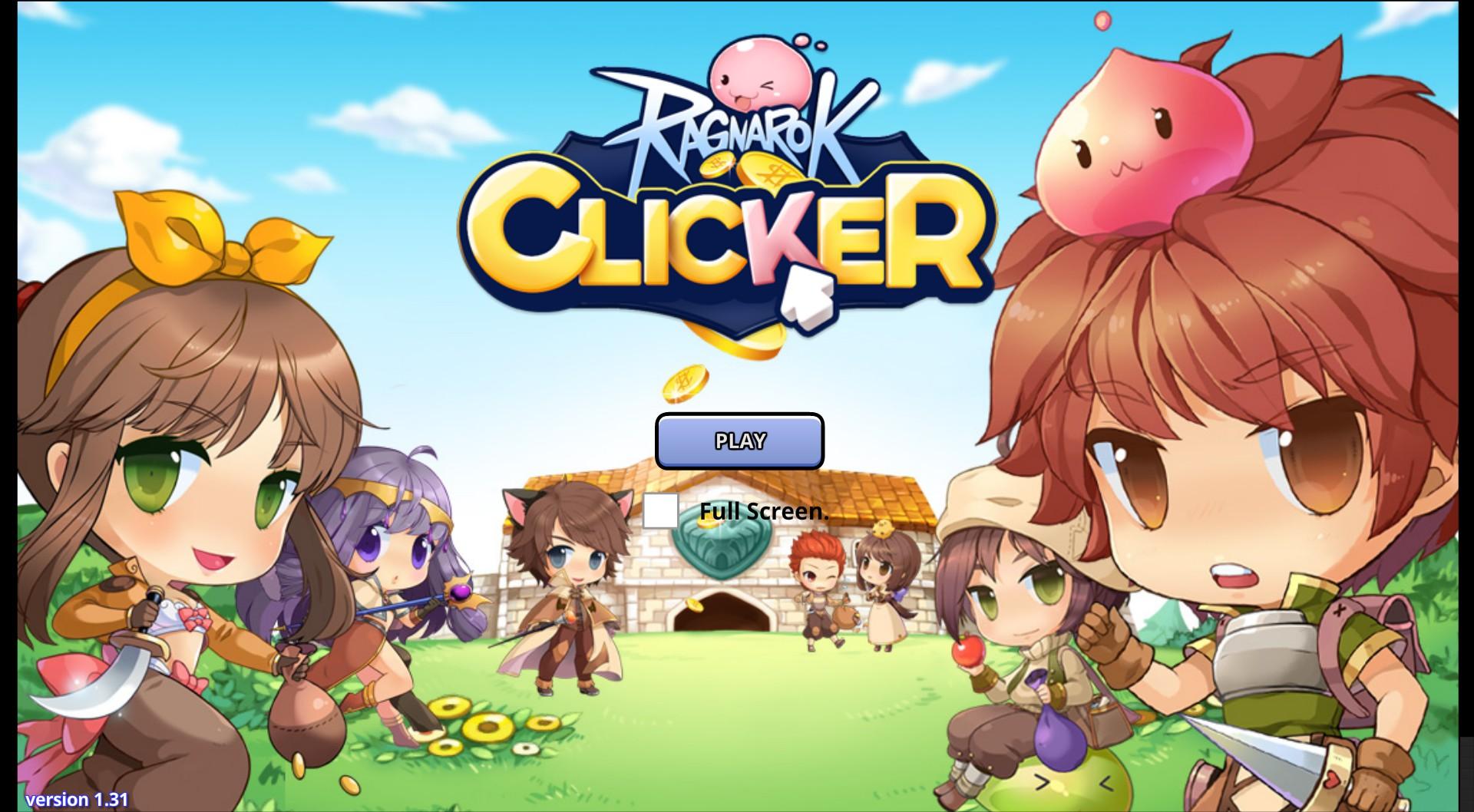 Ragnarok Clicker · AppID: 493370 · Steam Database