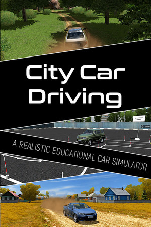 City Car Driving poster image on Steam Backlog