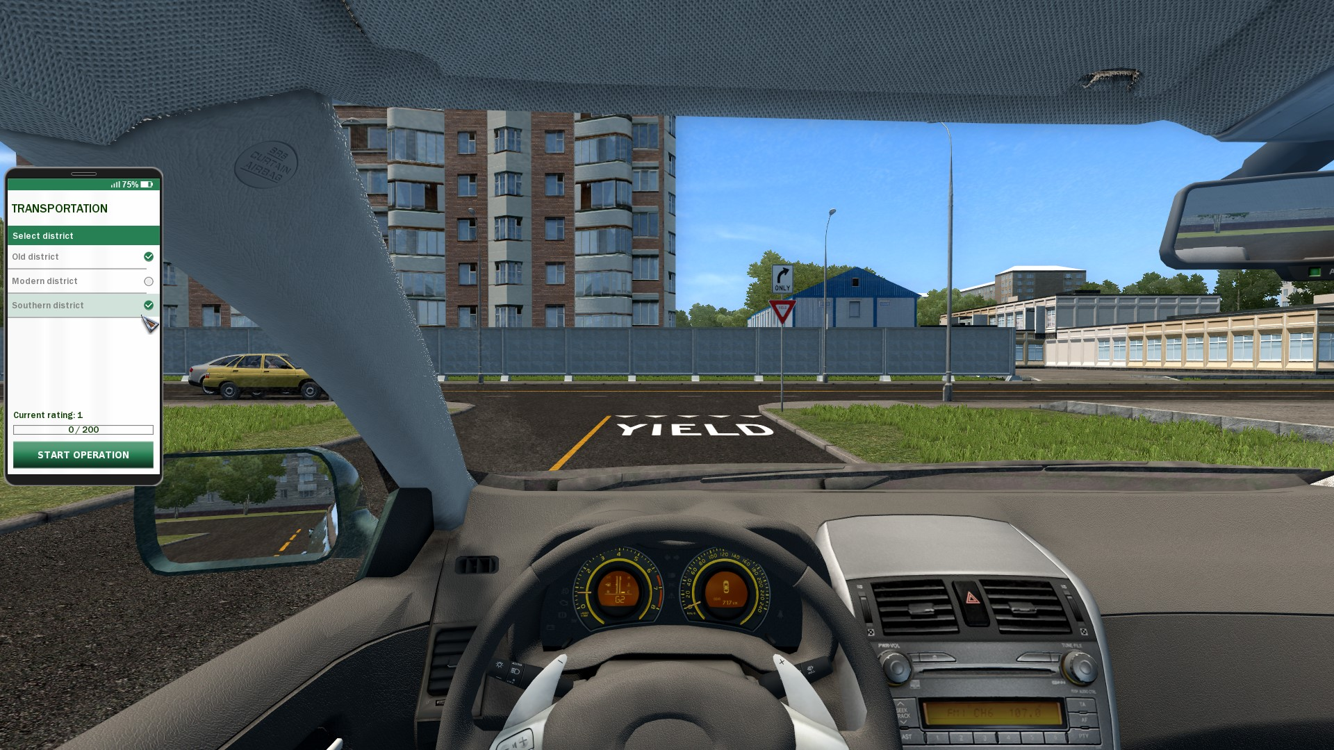 City Car Driving On Steam