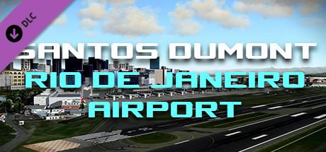 X-Plane 10 AddOn - Aerosoft - Airport Rio de Janeiro-Santos Dumont