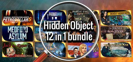 Teaser image for Hidden Object - 12 in 1 bundle