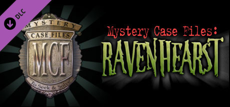 Mystery Case Files: Ravenhearst - French