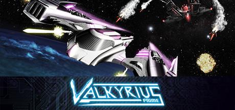 Valkyrius Prime cover art