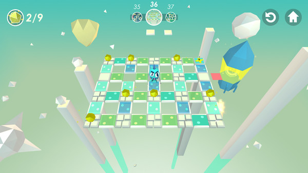 скриншот Monster Puzzle 1