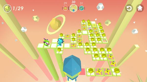 скриншот Monster Puzzle 4