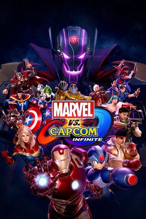 Marvel vs. Capcom: Infinite poster image on Steam Backlog