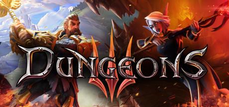Dungeons 3 header image