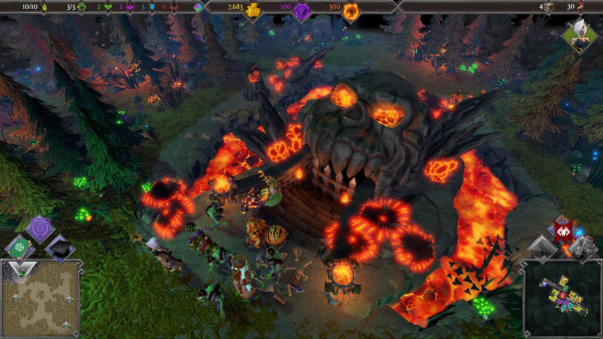 Dungeon 3 Screenshot 1