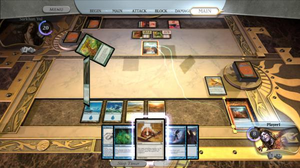 Magic the Gathering: Duels of the Planeswalkers: Expansion One