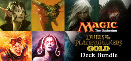 Купить Duels of the Planeswalkers Gold Deck Bundle
