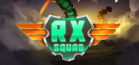 RX squad cover art