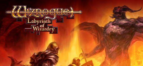 Wizrogue - Labyrinth of Wizardry