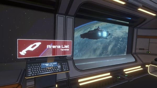 скриншот Orbital Strike: Arena 2