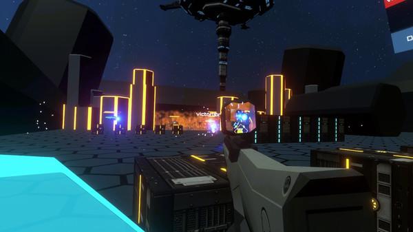 скриншот Orbital Strike: Arena 1
