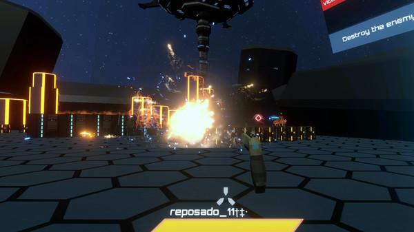 скриншот Orbital Strike: Arena 3