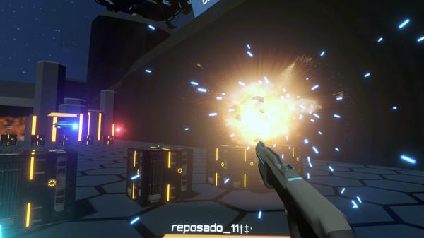 скриншот Orbital Strike: Arena 5