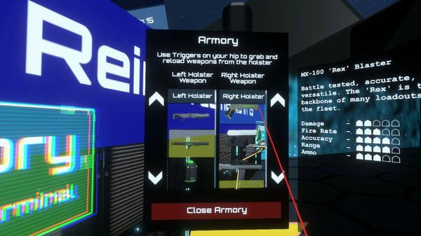 скриншот Orbital Strike: Arena 4