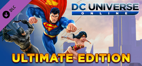 DC Universe Online™ - Ultimate Edition (2016)