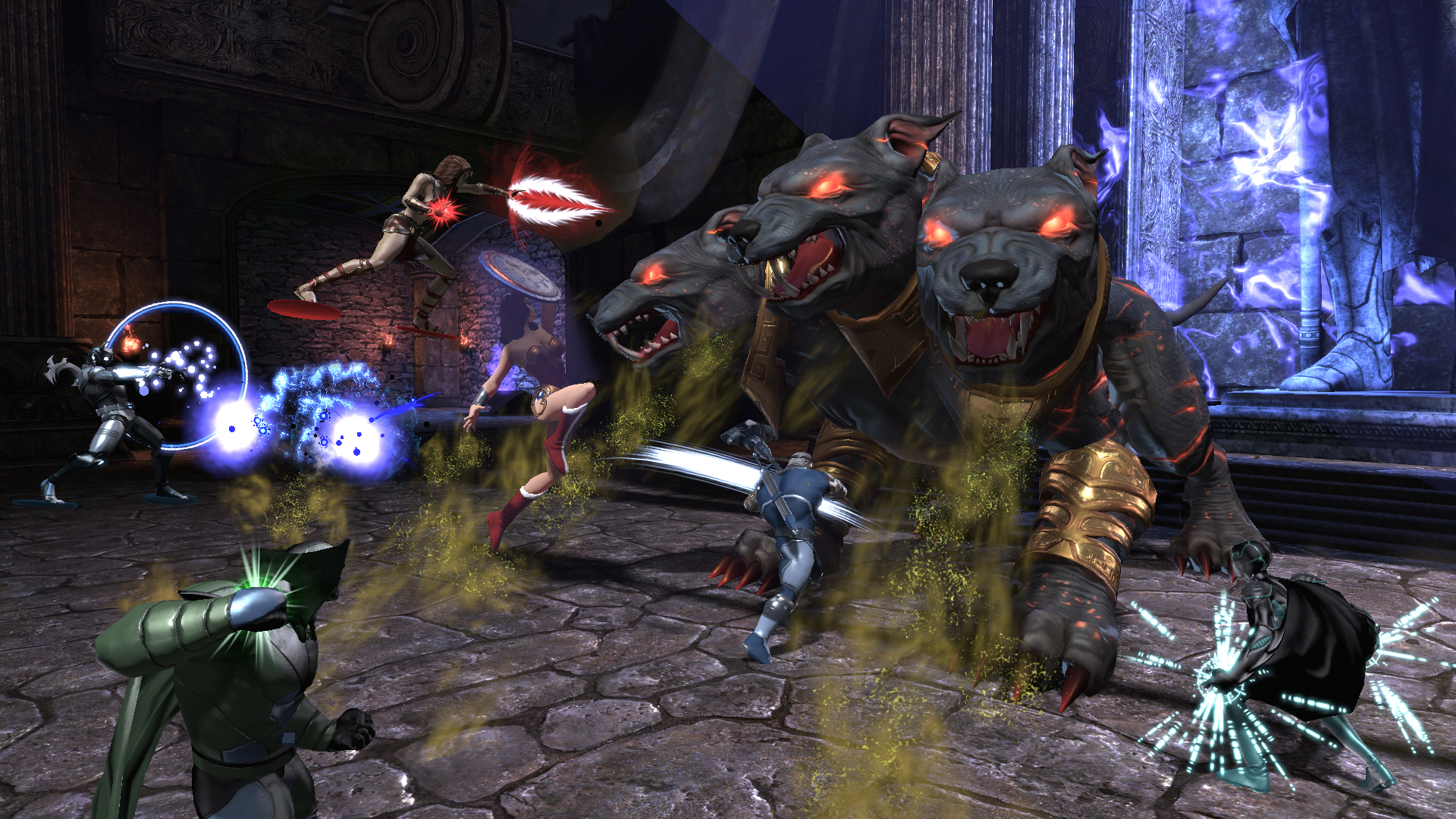 The next DLC is called Home Turf, and it introduces player housing to DC Universe Online!..