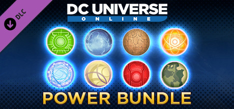 DC Universe Online™ - Power Bundle (2016)