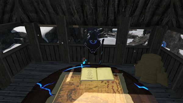 скриншот QuiVr Alpha 3