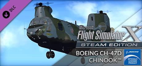 FSX Steam Edition: Boeing-Vertol CH-47D Chinook™ Add-On on Steam