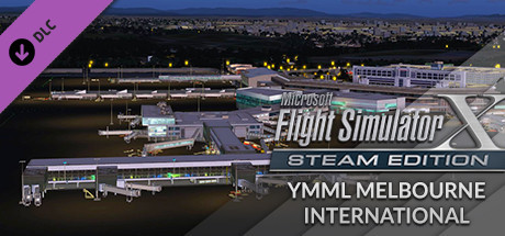 FSX Steam Edition: YMML Melbourne International Airport Add-On