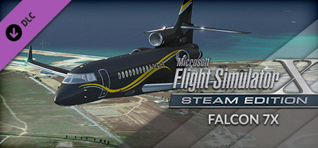 FSX Steam Edition: Falcon 7X Add-On on Steam