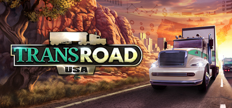 Game Banner TransRoad: USA