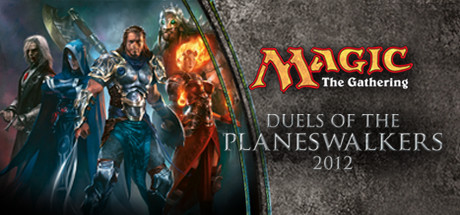 Купить Magic: The Gathering - Duels of the Planeswalkers 2012