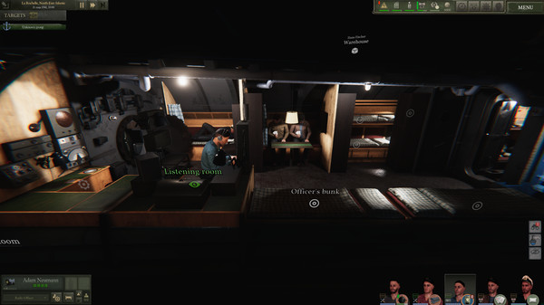 Screenshot of UBOAT