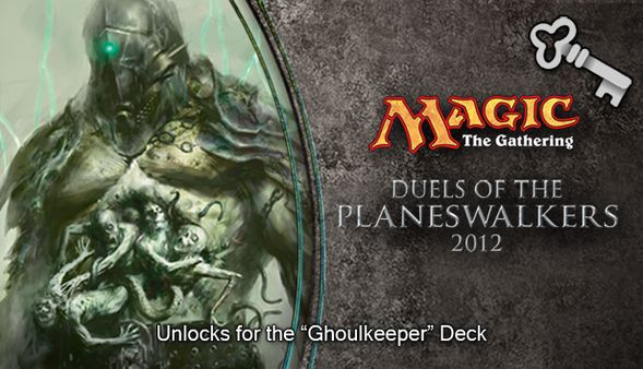 "Magic 2012 Full Deck ""Ghoulkeeper""  (DLC)"