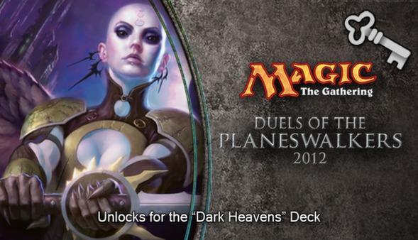 "Magic 2012 Full Deck ""Dark Heavens"" (DLC)"
