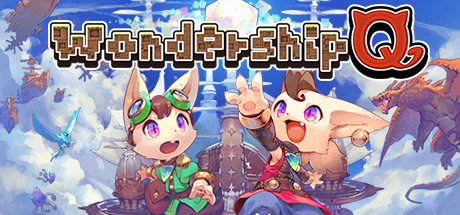 wondership q is a 2d action rpg with sandbox elements you play as the protagonist of this story whos suddenly been turned into a cat by a witch