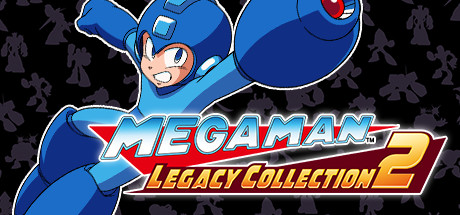 Mega Man Legacy Collection 2 cover art