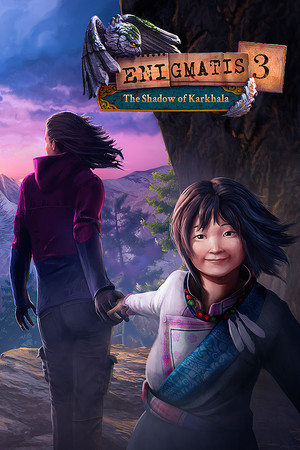 Enigmatis 3: The Shadow of Karkhala poster image on Steam Backlog