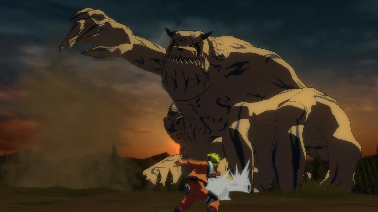 Naruto: Ultimate Ninja Storm Screenshot 2