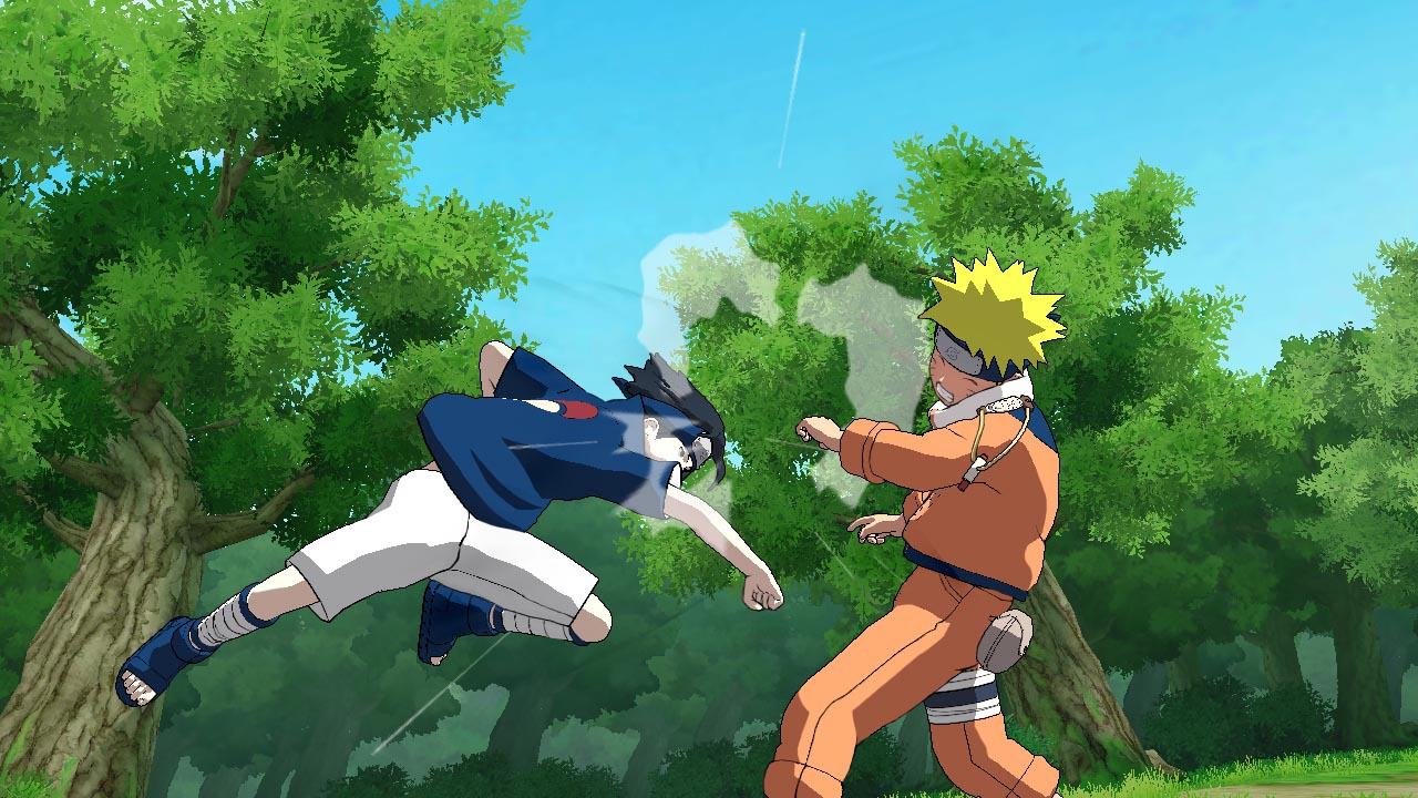 Naruto: Ultimate Ninja Storm Screenshot 3
