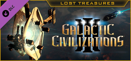 Galactic Civilizations III - Lost Treasures DLC