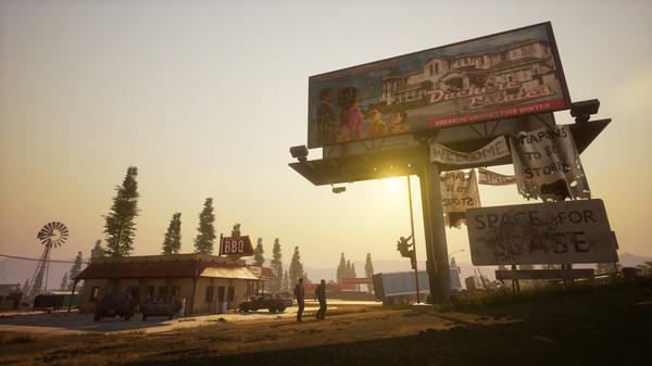 Capture d'écran n°1 du Jeu State of Decay 2: Juggernaut Edition
