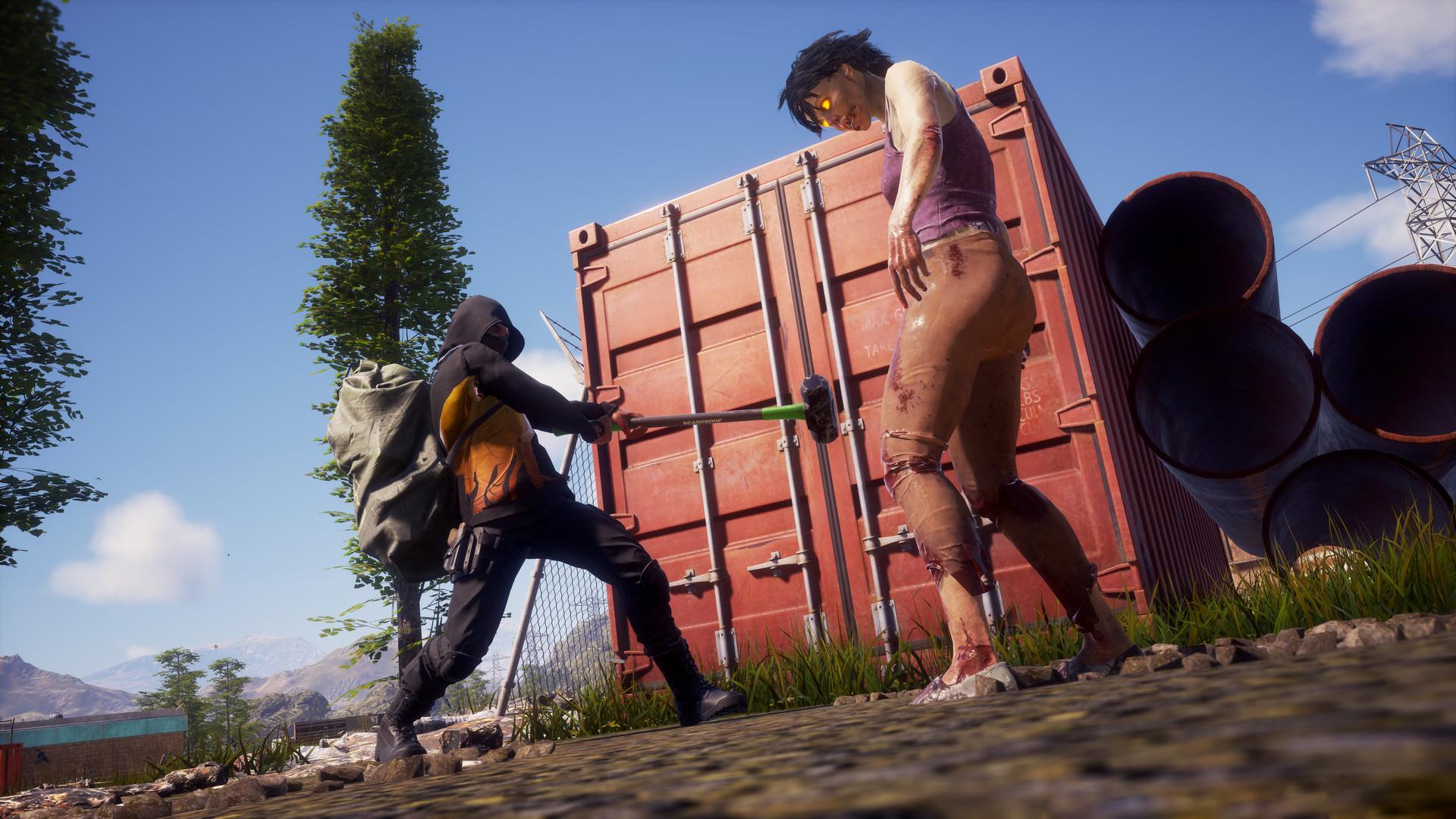 State of Decay 2: Juggernaut Edition también llegará a la Epic Games Store, con soporte a juego cruzado 2