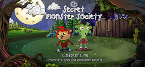 The Secret Monster Society cover art